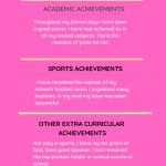 Essay on my Achievements | Academic & Extra Curricular Achievements