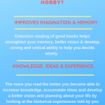 My Hobby Reading Books | Essay & Paragraph for Students