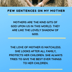 My Mother 10 Lines | More Sentences, Short Essay For Children