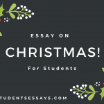 Essay on Christmas | 10 Lines, Short Essay, Paragraph for Students