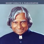 Essay on Apj Abdul Kalam | 10+ Lines & Short Essay For Students