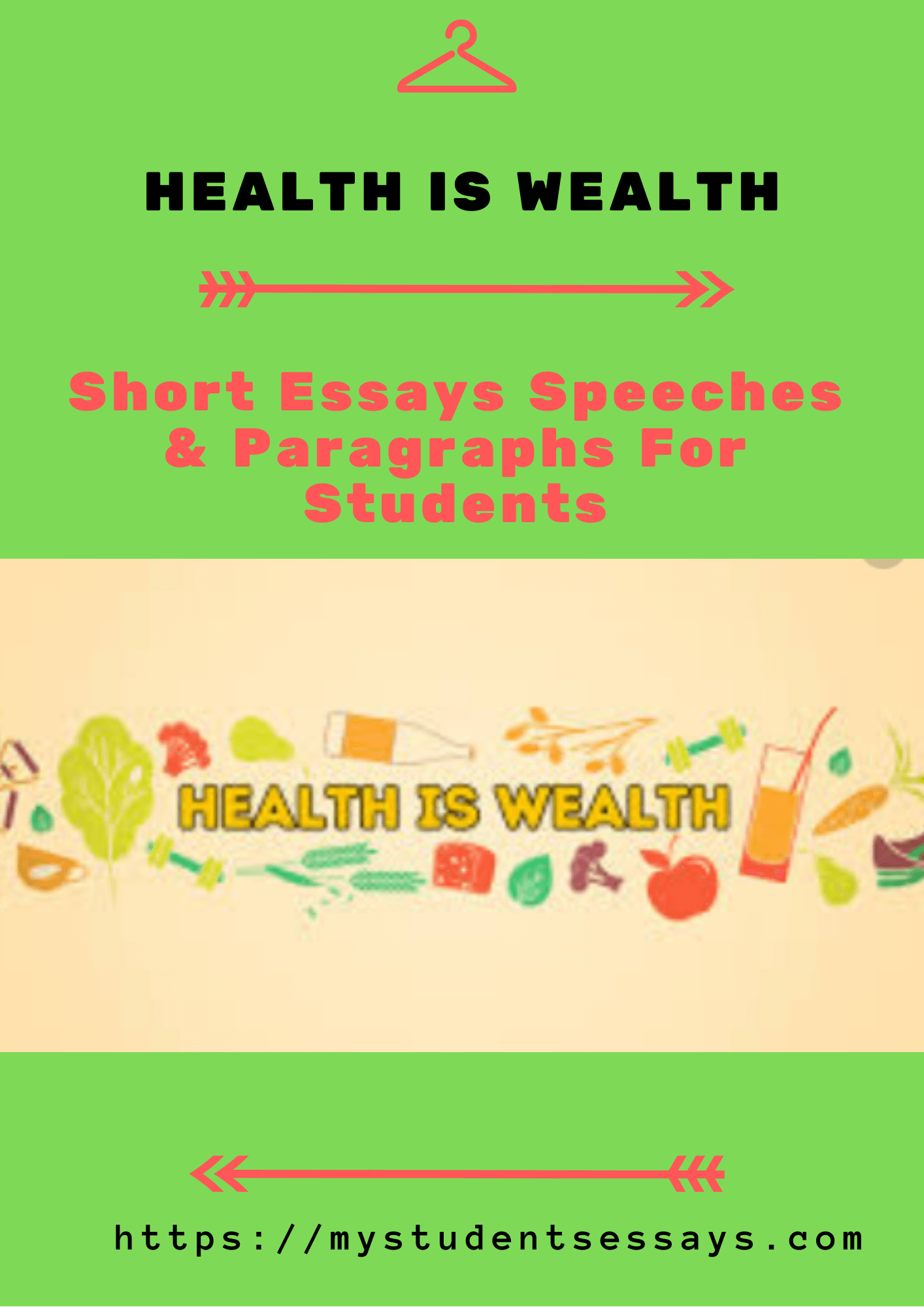 health is wealth, essay, short essay and Paragraph for students