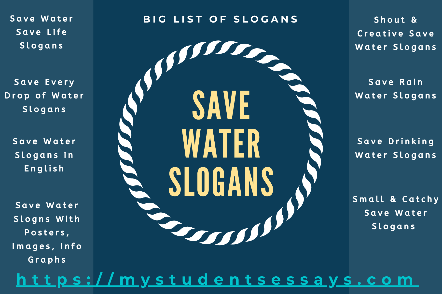 Save Water slogans, quotes, Images,