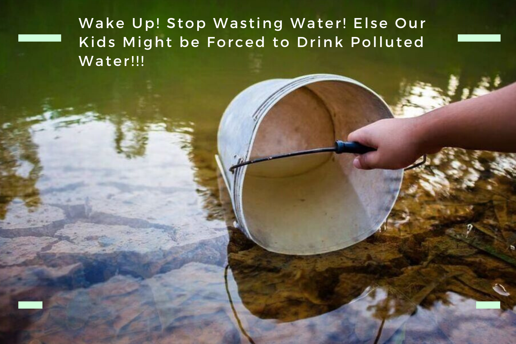 Save Water Save Life Slogans