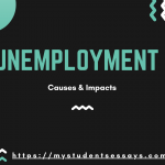Essay on Unemployment, Causes & Impacts, For Students