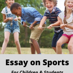 Essay on Sports, Importance & Benefits For Students