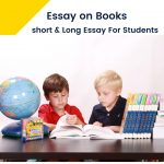 Essay on Books | Short & Long Essay For Students