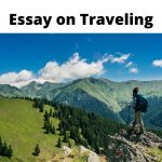 Essay on Traveling For Children & Students