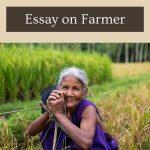 Essay on Farmer | Life & Importance of Farming Essay For Students