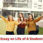 Essay on Life a Student | Goals & Challenges of Students Life Essay