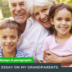 Essay on My Grandparents | My Grand Father & Grand Mother Essay