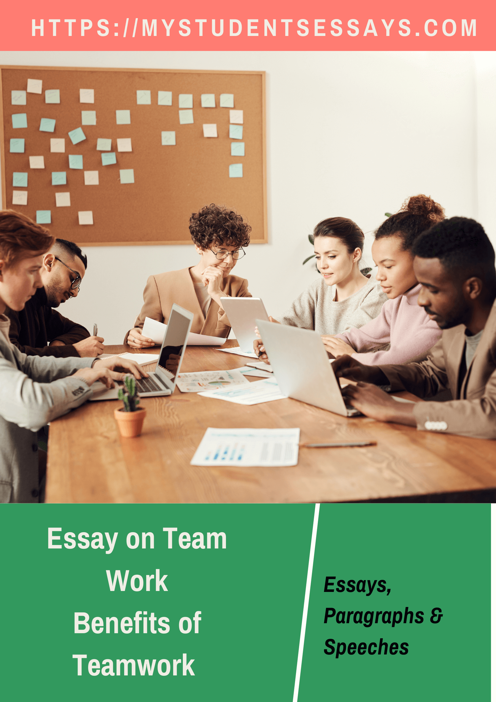 Essay on Teamwork For Students