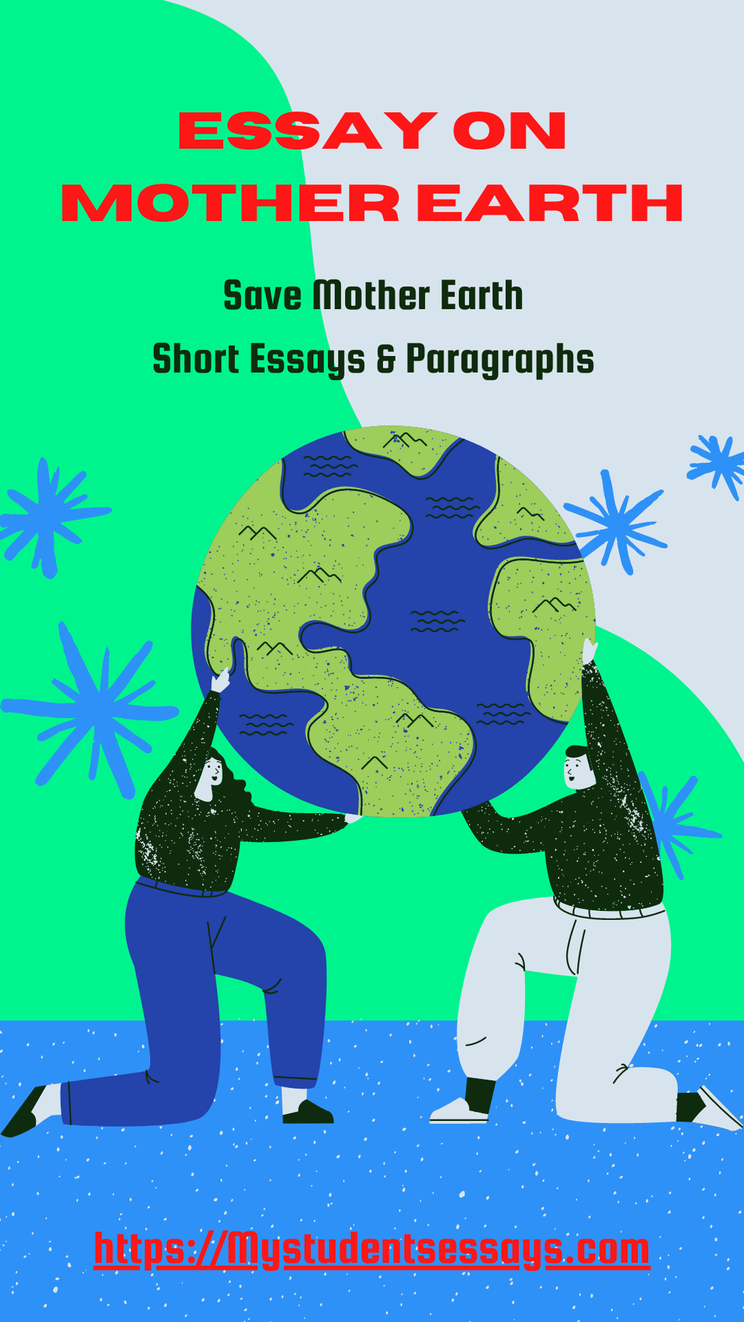 Essay on Earth, Our Earth Essay For Students