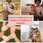 Essay on Importance of Family | Ten Lines & Short Essay For Students