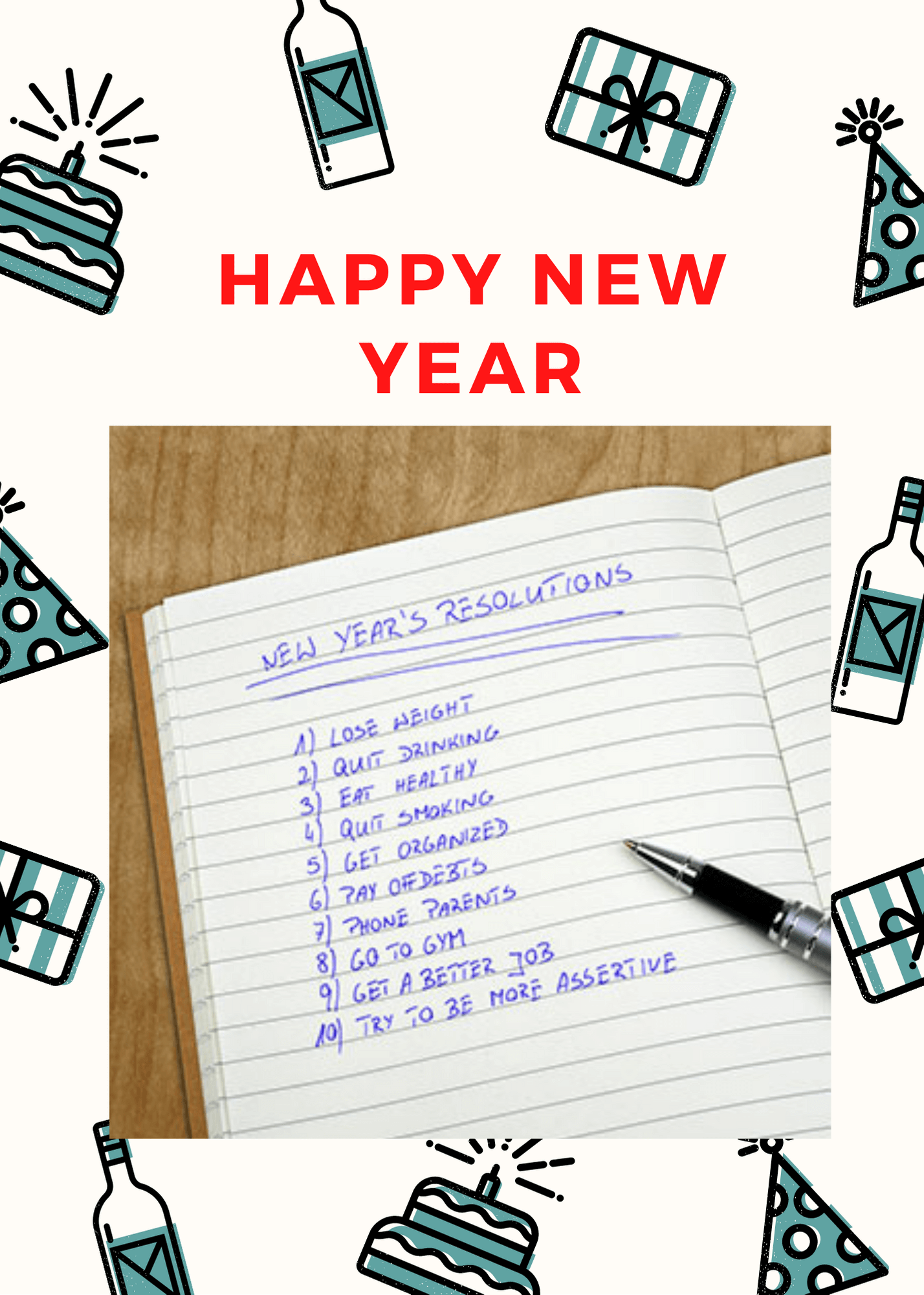 Essay on Happy New Year For Students